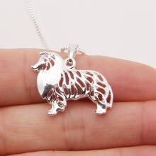 Ожерелье с изображением собачьей овчины ожерелье принтом в виде