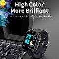 Professionelle Sport Smart Uhr Leben Wasserdicht Unterstützung Gesunde PPG Smart Band Blutdruck Herz Rate Monitor smart wristband4