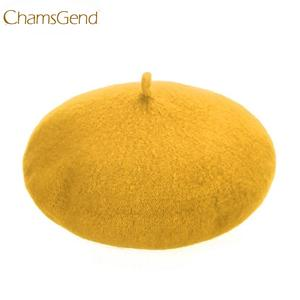 Chamsgend Newly Design Kids Girls Boys Painter Beret Hat Photography Dome Caps Aug17 Drop Shipping