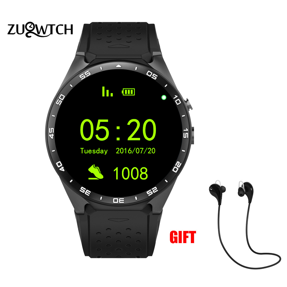 Android 5.1 Smart Watch Watches OLED Screen 512MB+4GB Smartwatch Support SIM Card GPS WiFi Camera Bluetooth Earphone Watch Phone vecdory android smart watch gps watch android wear smart watches 3g wifi 512m 4g bluetooth smartwatch sim support 32g tf card
