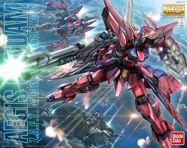 Free shipping Bandai mg 1 : 100 GAT-303 Aegis GundamFree shipping Bandai mg 1 : 100 GAT-303 Aegis Gundam