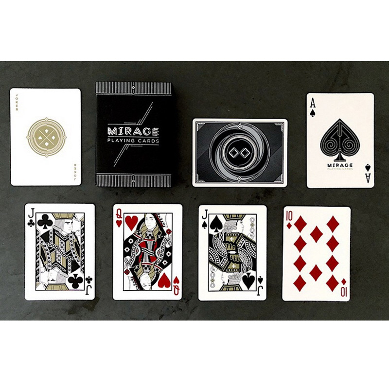 Mirage V3 Eclipse Edition Playing Cards High Quality Playing