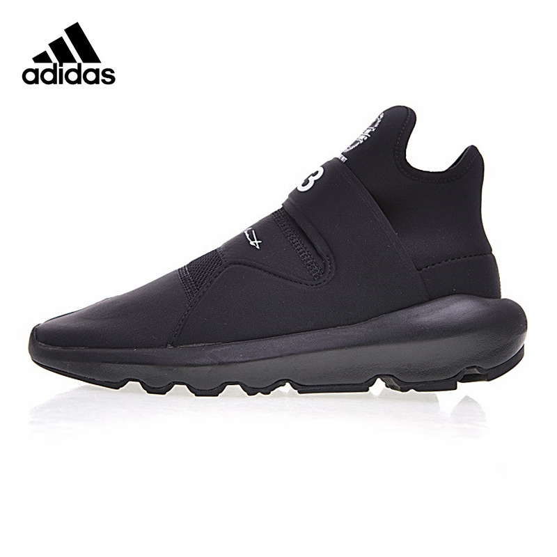 ADIDAS Y3 Y-3 SUBEROU Men's Running Shoes ,Black ,Shock Absorbing Wear-resistant Lightweight AC7198 EUR Size M