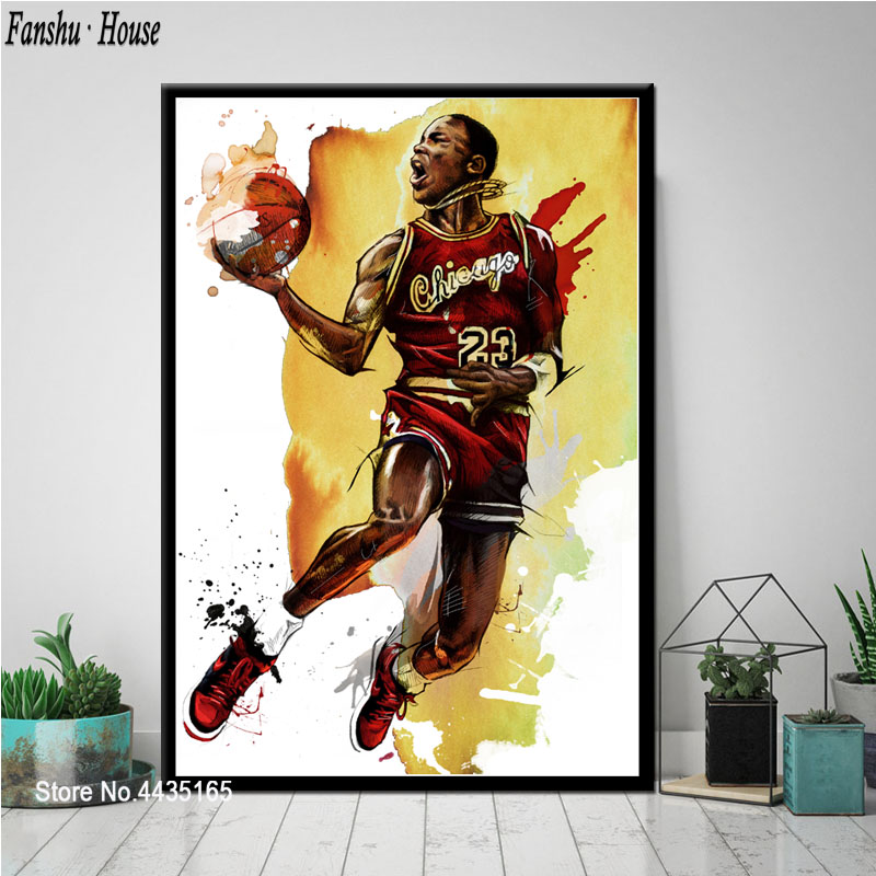 Kobe Bryant Michael Jordan Poster James Harden Posters And