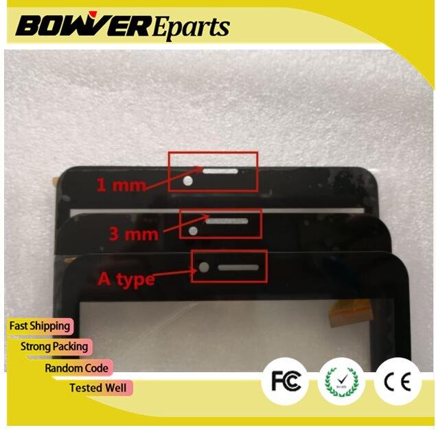 UN + pantalla táctil XLD808-V0 DP080133-F1 DP080133-F1 FPC-FC80J286-00 táctil digitalizador de vidrio Sensor Replacement 204*120mm
