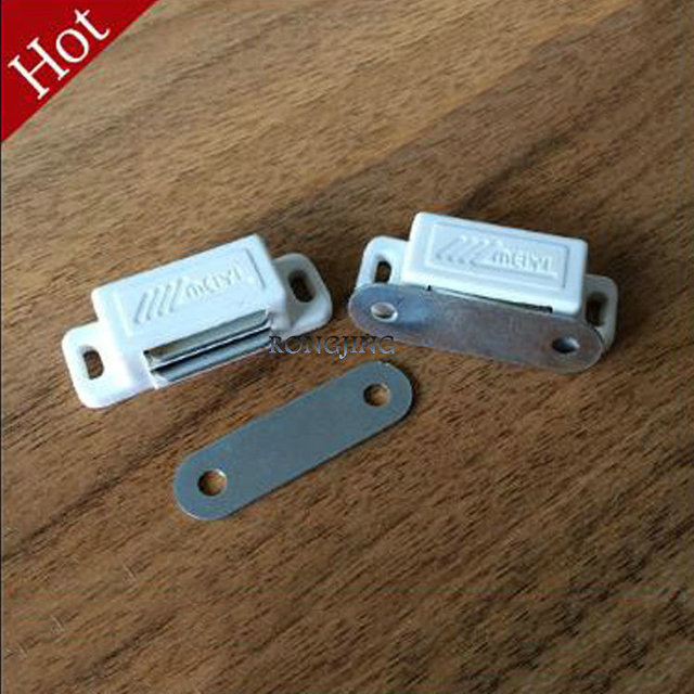 New 10pcs Cabinet Door Catches Fittings Wardrobe Door Catches With