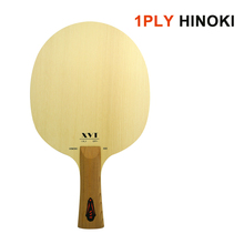 XVT Hinoki pagaie de Tennis de Table 1 pli 800, unique