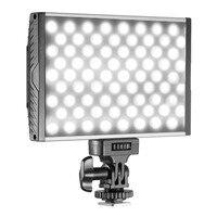 Neewer 144 LED pt-15b Pro затемнения видео Панель с горячий башмак двухцветный Температура 3200 К-5600 К для Canon Nikon Sony Pentax