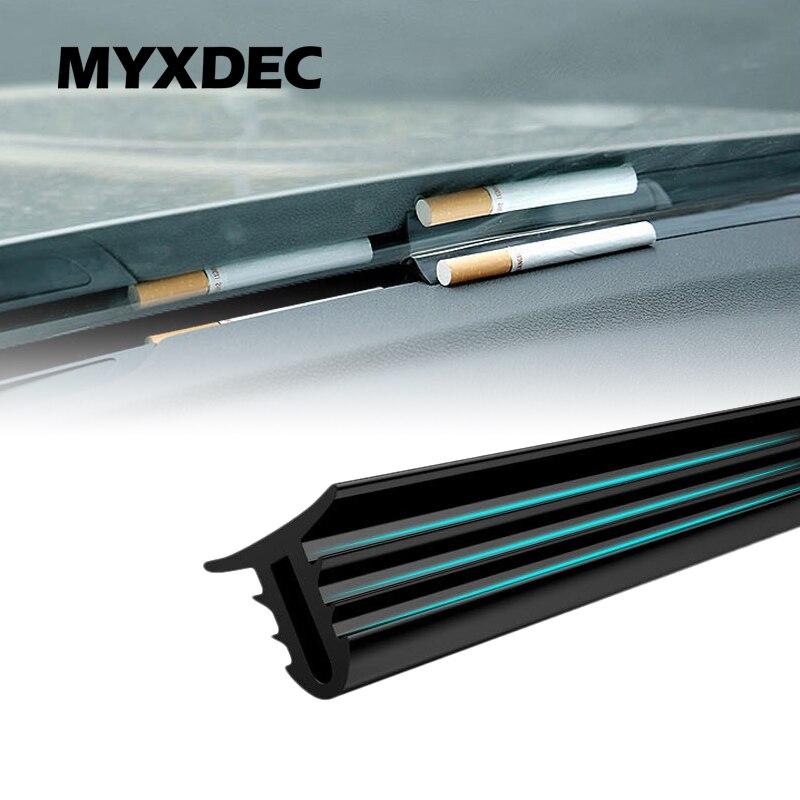 Car Dashboard Sealing Strips Styling Stickers For Toyota Honda Ford BMW Audi Hyundai KIA Universal Auto Interior Accessories