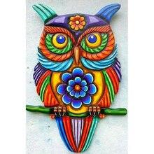 Алмазная живопись yikee полноразмерная картина с рисунком совы