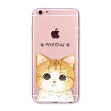 Adorable cat-inspired cases for iPhone 4 4s 5 5S SE 5c 6 7 6S 6Plus 6splus