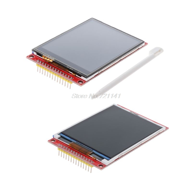 3.2inch 320 X 240 SPI TFT LCD Module With Drive IC ILI9341V Interface Port Digital Spare Parts For DIY Extension Experiment