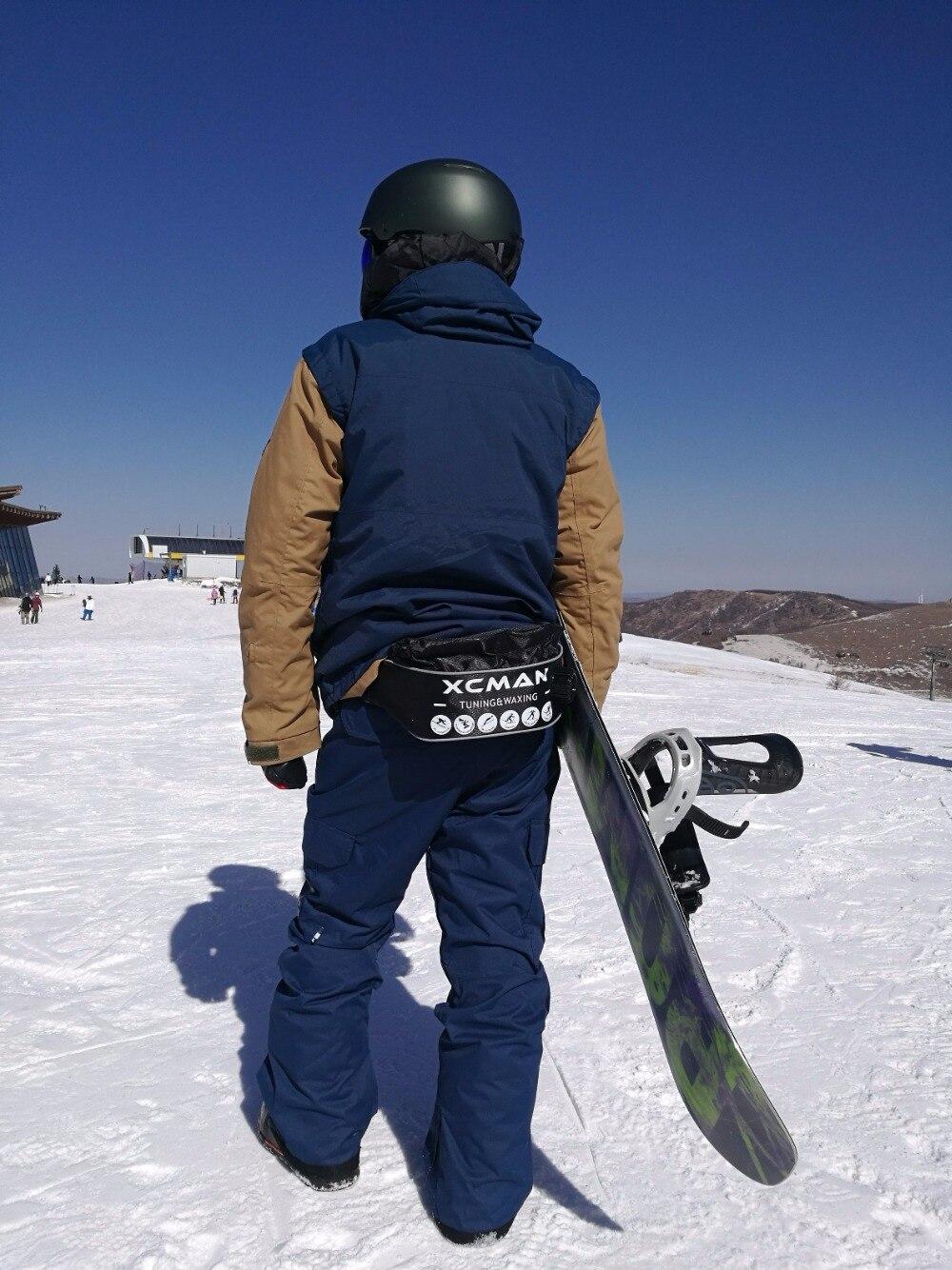 Image 5 - XCMAN Изолированная бутылка с ремнем для напитков XC с карманом для кипения жидкостей сверхмощный термо 1 литр-in Лыжные палки from Спорт и развлечения