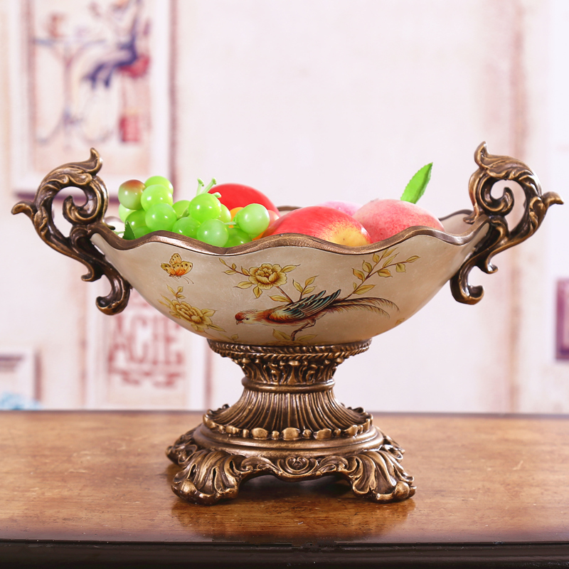 ceramic fruit plate decoration Howard American bird Home Furnishing coffee table named Lindsey fashion accessoriesceramic fruit plate decoration Howard American bird Home Furnishing coffee table named Lindsey fashion accessories