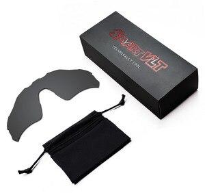 Image 3 - Smartvlt Gepolariseerde Zonnebril Vervanging Lenzen Voor Oakley Radar Ev Path Grijs Meekleurende