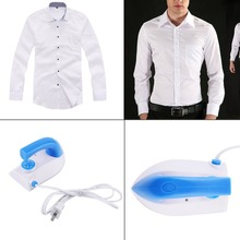 Mini Portable Travel Equipment Temperature Control Traveling Electric Iron 220V/110V for shirt curtain leather coat
