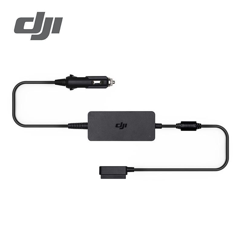 DJI Mavic Pro Car used to charge the Intelligent Flight Battery through a car s cigarette