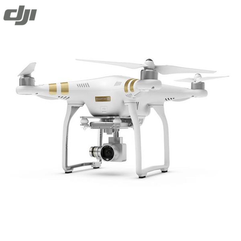 Original DJI Phantom 3 SE Wi-fi WIFI FPV With 4K HD Gimbal Camera RC Quadcopter RTF White Racing Camera Done