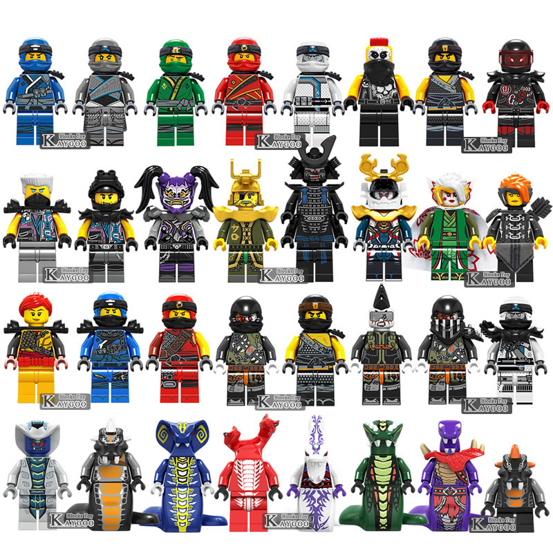 Hot Ninja Motorcycle Compatible legoINGly Ninjagoed Ninja for kids gifts Carmadon Kai