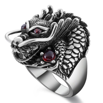 Bague de dragon