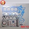 4G64 V31 полный комплект прокладок двигателя для Mitsubishi Montero/L200 2351CC 2.4L 1991-2007 MD974764 430211P