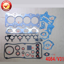 4G64 V31 Engine Full Gasket Set kit for Mitsubishi Montero/L200 2351CC 2.4L 1991-2007 MD974764 430211P