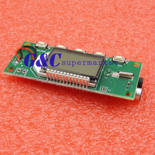 Transmitter Circuit Wireless Fm Transmitter Circuit 1w Fm Transmitter