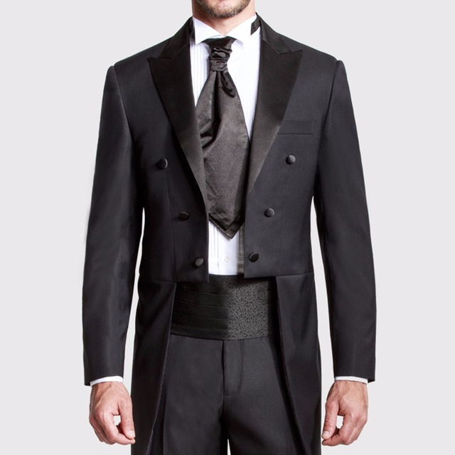 New-Groomsmen-Black-Tailcoat-Style-Groom-Tuxedos-Peak-Satin-Lapel-Men-Suits-Wedding-Best-Man-Jacket.jpg_640x640 (1)