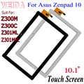 WEIDA para Asus Zenpad 10 Z300C Z300M Z301ML Z301MFL Z300 pantalla táctil Universal digitalizador Panel de vidrio P023 P028 sin LCD