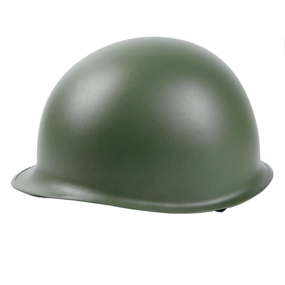 2. světová válka US ARMY M1 GREEN HELMET - Kostýmy