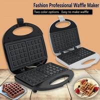 220V Eu plug Electric Waffles Maker Electric Sandwich Iron Machine Bubble Egg Cake Oven Breakfast Machine