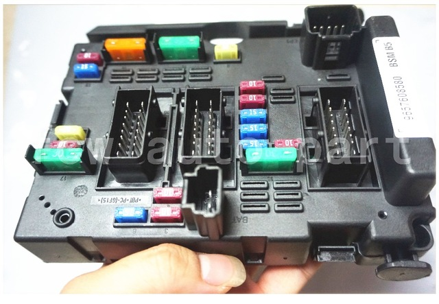 us $68 0 fuse box unit assembly relay for citroen c3 c5 c8 xsara picasso peugeot 206 cabrio 307 cabrio 406 coupe 807 9650663980 in fuses from AC Fuse Box