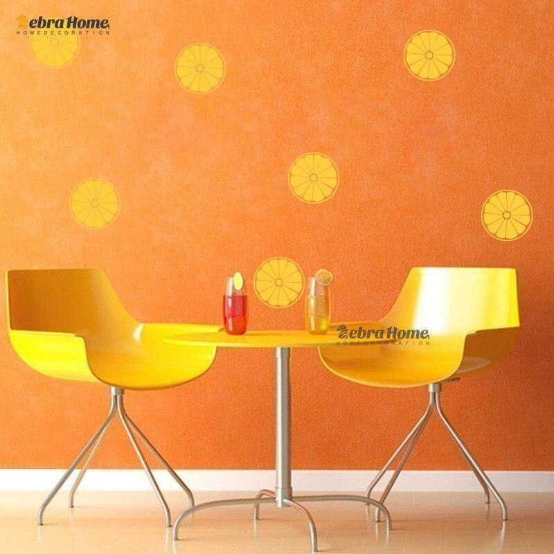 DIY Buah Pear Orange Semangka Removable Wallpaper Decal Stiker Dinding untuk Ruang Tamu Kamar Kamar Bayi