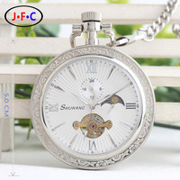 Mechanical Watch Multi Needle Machine Table Without Cover Glass Mirror Classics Function B099