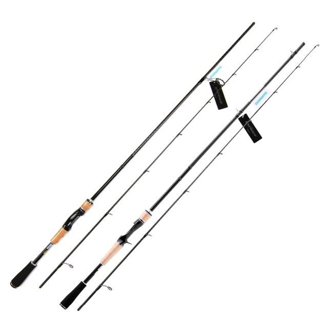 Original Shimano EXPRIDE 268ML 2 Spinning Fishing Rod Long Cast Fighting grip Type R CI4 Fishing Tackle 1.98M 2.03M 2.08M