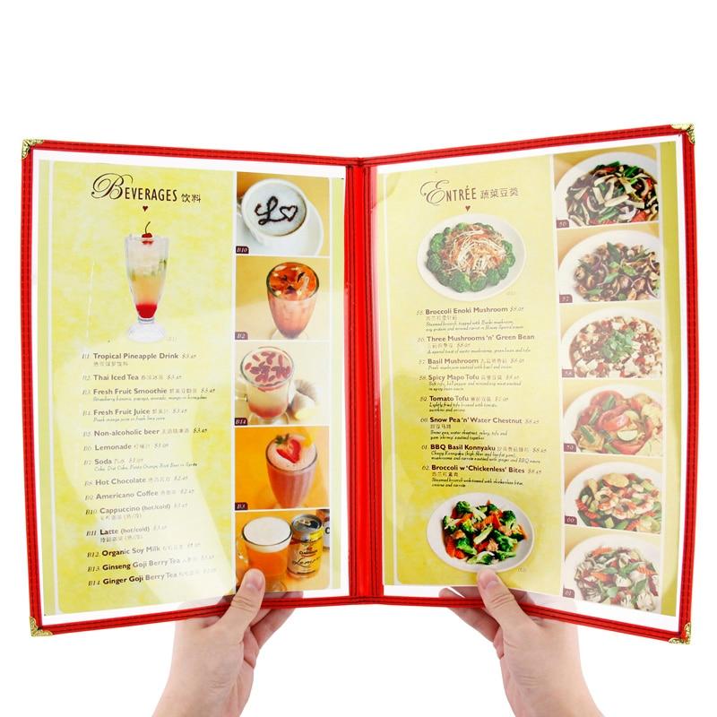 Restaurant Menu Cover (8)