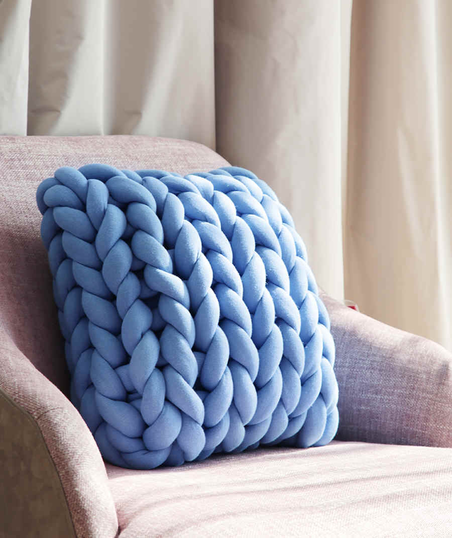 2018 Kreatif Kapas Bantal Rumah Tekstil Sofa Dekoratif Bantal Lembut Mewah Bantal Kapas Boneka Bantalan Kursi Capa Almofada DEC