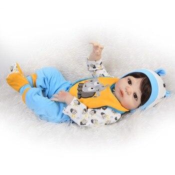 Кукла-младенец KEIUMI KUM23FS01-WW102 4