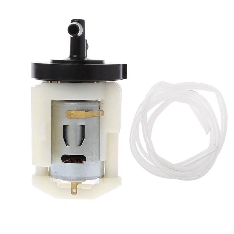 DC 12V Motor High Flow Pressure Centrifugal Pump With 1 Meter Transparent Hose cxa l0612 vjl cxa l0612a vjl vml cxa l0612a vsl high pressure plate inverter