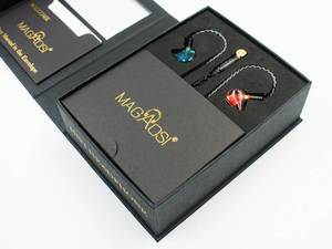 Image 5 - Magaosi K5 2.0 ترقية كابل الإصدار 5BA السمعية MMCX انفصال سماعات أذن داخل الأذن