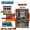 HUANAN Golden Deluxe Version X79 Gaming Motherboard LGA 2011 ATX Combos E5 2660 C2 SR0KK 4