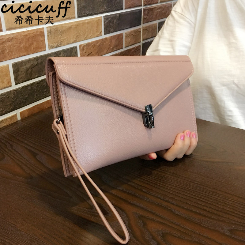 CICICUFF Ladies genuine leather day cluthes female fashion personality handbag shoulder bag messenger bag wrist bag 2019 newCICICUFF Ladies genuine leather day cluthes female fashion personality handbag shoulder bag messenger bag wrist bag 2019 new