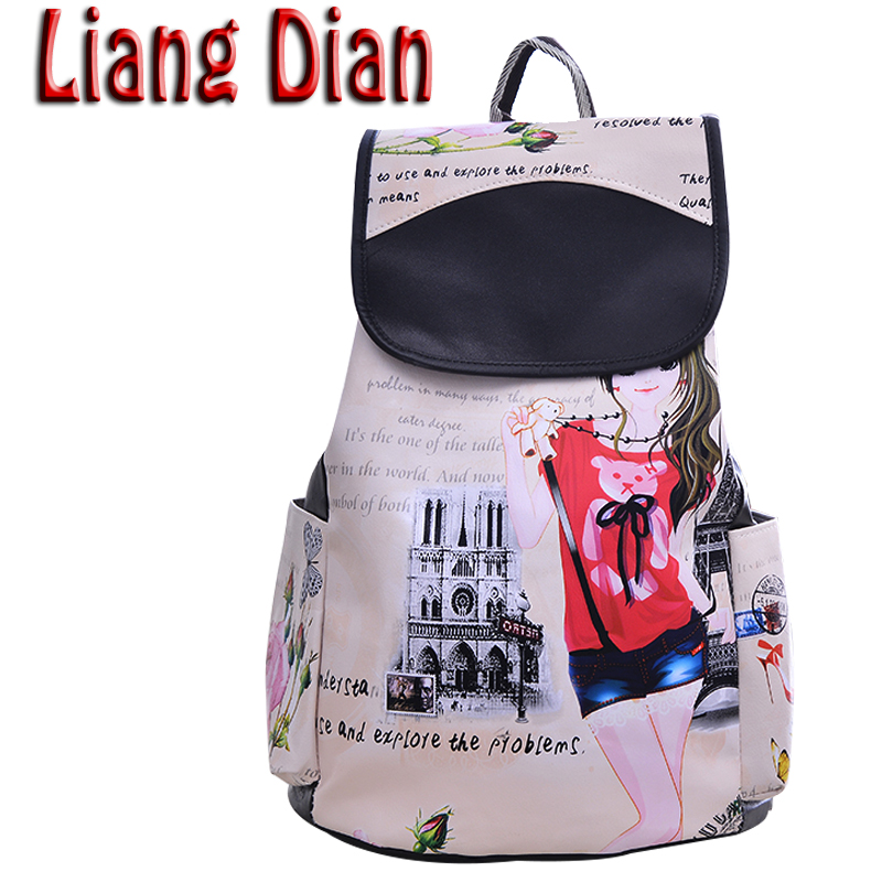Женский рюкзак-сумка number с алюминевыми вставками рюкзака