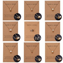 Горячая Распродажа, простая полая круглая подвеска, Очаровательное ожерелье, женское элегантное Золотое колье-чокер, модное ювелирное изделие, Прямая поставка