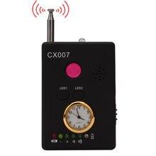 CX007 многофункциональный РФ Сигнала Камеры Телефона GSM GPS WiFi Ошибка Детектора С тревогой