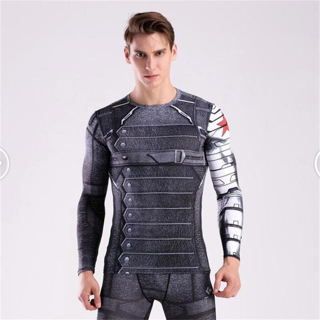 Compression Shirts and Manys (8 Styles)