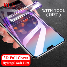3D Soft Hydrogel Film for Huawei P20 Lite Pro Mate 20 Lite 10 Pro Nova 3 3i Screen Protector for Honor 9 Youth Magic 2 Film for huawei nova 4 3 3i p smart plus honor 8x play mate20 p20 mate 10 20 lite pro screen protector film silicone hydrogel sticker