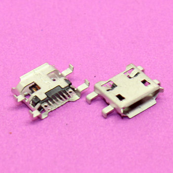 YuXi 7Pin Micro USB Jack connector used for LG for Samsung W2013 for ZTE V880 X500 For Lenovo A690 A690T S686 S680 S880 image