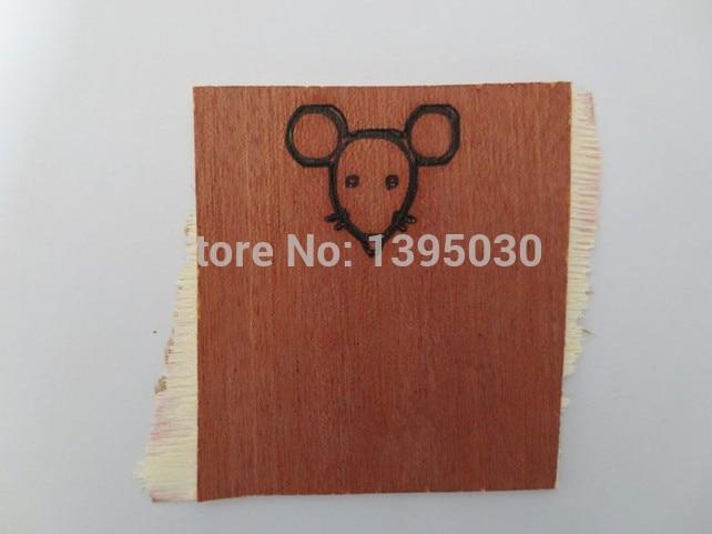 Machine de gravure de coupe de gravure laser 1PC avec port USB; - Machines à bois - Photo 4