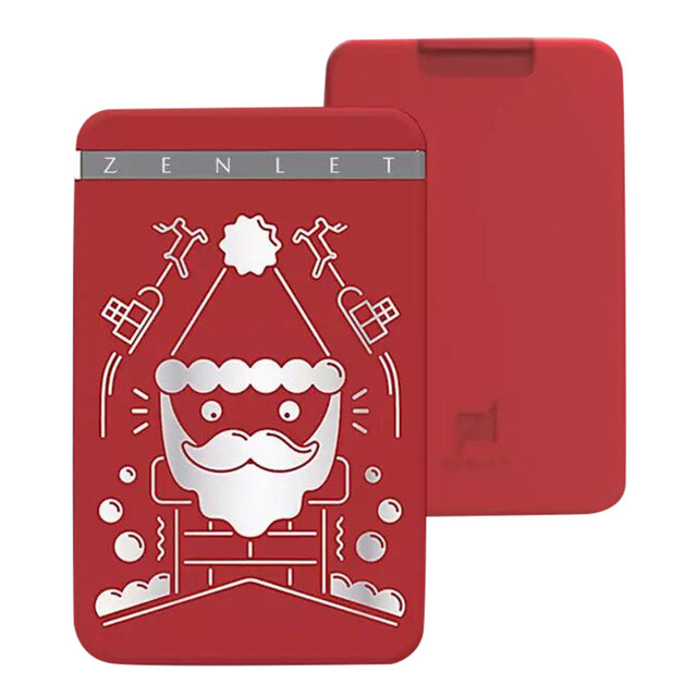 e29be9add242 New Christmas Style Zenlet Ingenious Wallet RFID Blocking Card Anti ...